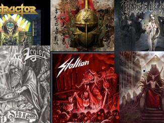 Quali nuovi album metal da ascoltare nel 2017 parte 10