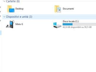 Windows 10 come disabilitare rimuovere e nascondere onedrive