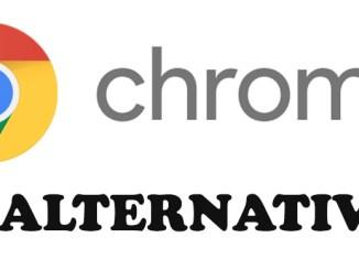 5 browser alternativi per sostituire chrome