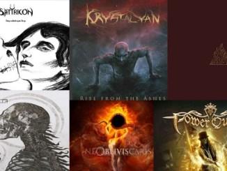 I migliori album metal del 2017 da ascoltare parte 12