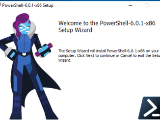 Differenza tra powershell e powershell core