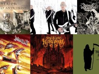 I migliori album metal del 2018 da ascoltare parte 1