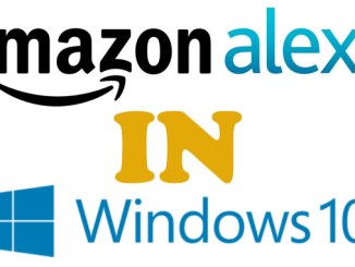 Come installare e utilizzare amazon alexa in windows 10