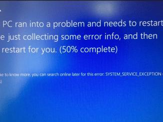 Come risolvere schermata blu errore fltmgr sys in windows