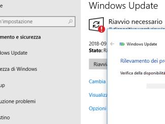 Errore 0x80240034 durante aggiornamenti in windows