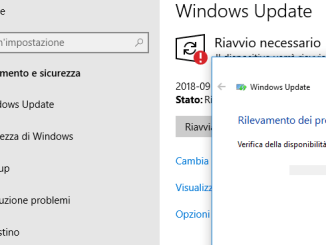 Errore 0x80240034 durante aggiornamenti in windows