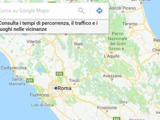 Migliori servizi di mappa appa android iphone ios