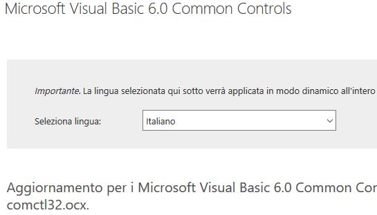 Scarica il file mscomctl