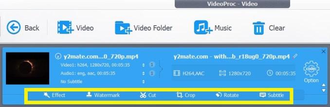 Come dividere un video in windows o mac os