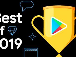 Il meglio di google play nel 2019