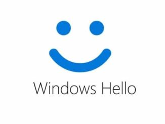 Non riesco a configurare windows hello in windows 10