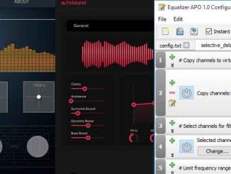 I 7 migliori equalizzatori audio per windows 10
