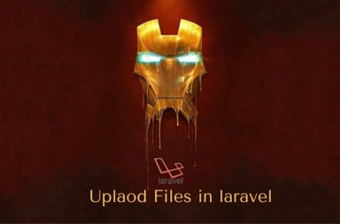 How to upload files in laravel