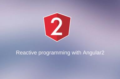 Reactive programming with Angular2