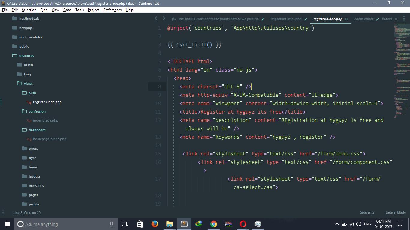 install plugin sublime text 3 angular