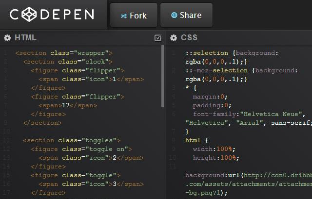 5 best online JavaScript editor for web developers   Dunebook