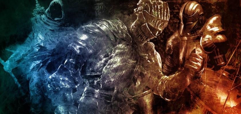 games like skyrim Dark Soul Series