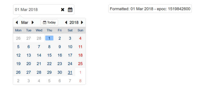 5 best Angular Datepicker Libraries | Dunebook