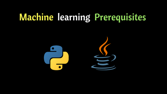 Machine learning Prerequisites