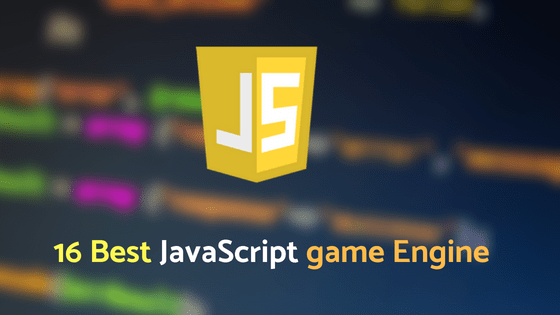 Javascript game engine