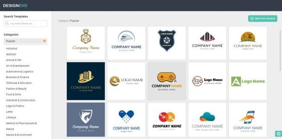 Free Online Logo Making Sites