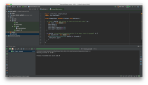 Intellij java compiler