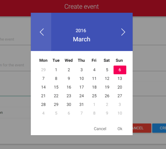 11 best Vue js date Picker Components ( Vue date picker )
