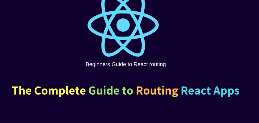 routing react apps