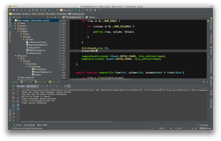 IntelliJ IDEA Go IDE
