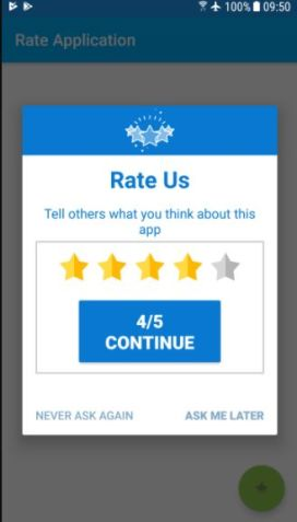 Smart-Rate-Us-Dialog-Android