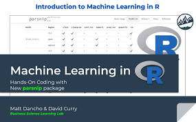 R Machine learning Packages