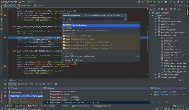 PyCharm and Vs Code