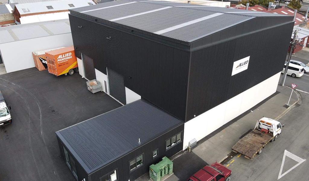 Ward Street New Roof