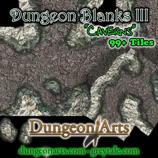 Dungeon Blanks III
