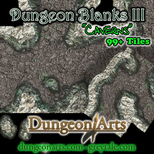 Dungeon Blanks III