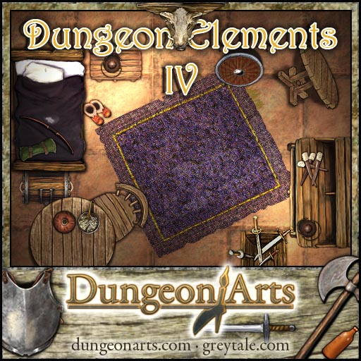 Dungeon Elements IV