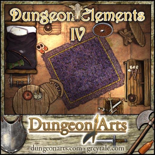 Dungeon Elements IV