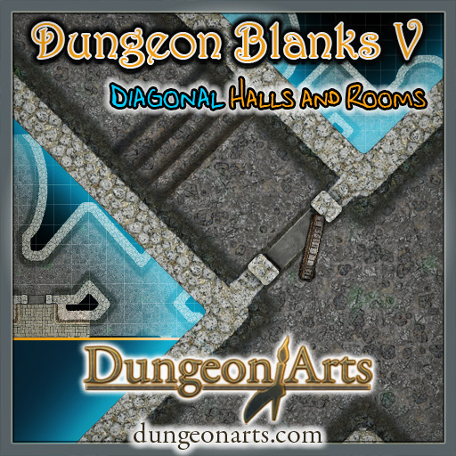 Dungeon Blanks V
