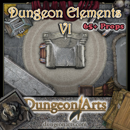 Dungeon Elements VI