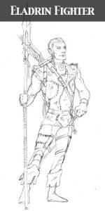 Eladrin Fighter