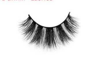 Most popular private label 3d mink lashes