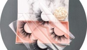 Wholesale 3D Invisible Band Mink Lashes