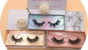Care / How To Use The Real Mink Fake Eyelashes