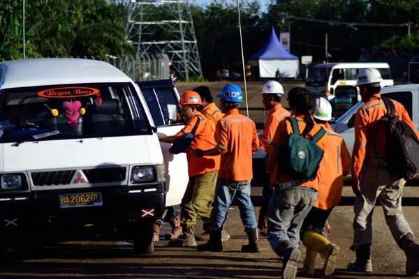 Pacu Herd Immunity, Tambang Emas Martabe Gelar Vaksinasi Gotong Royong