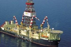 Fasilitas pengeboran migas laut dalam Saipem.