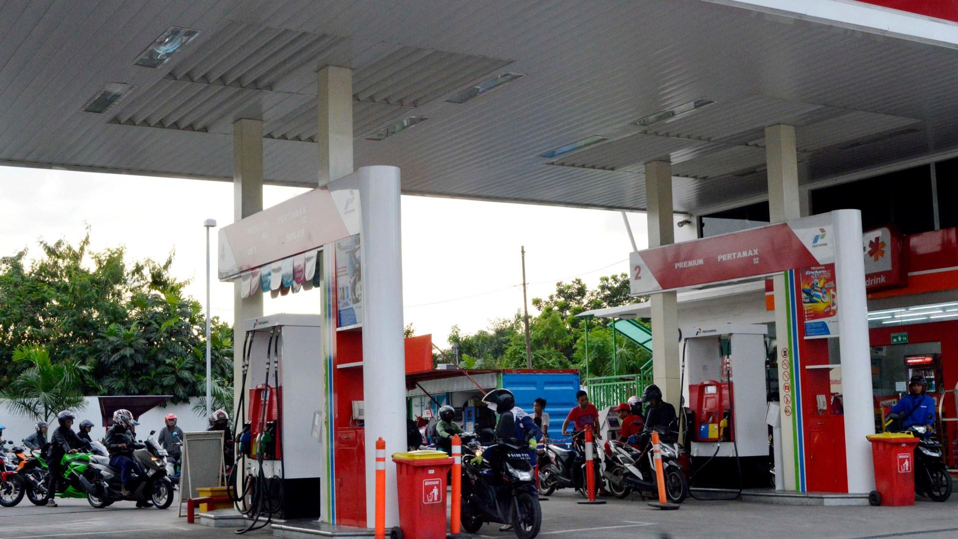 PPKM Darurat Tekan Konsumsi BBM dan LPG