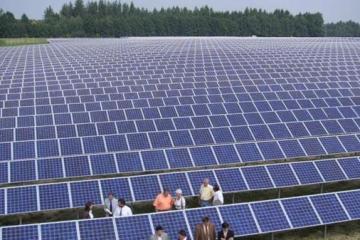 Akhir 2021, Bukit Asam Mulai Proyek PLTS 200 MW