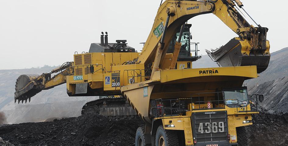 Paruh Pertama 2019, Produksi Batu Bara Milik Klien Pamapersada 60,8 Juta Ton