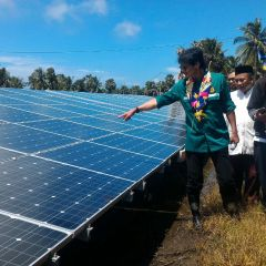 The Java-Bali System is Projected to be Able to Accommodate 2,500 MW of Solar Power Plant Roofs