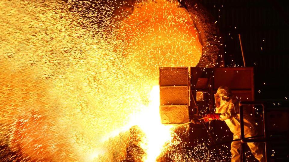 Ditopang Penjualan Emas, Kuartal I 2021 Antam Bukukan Laba Bersih Rp630,38 Miliar